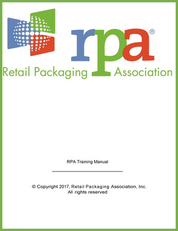 RPA Training Manual Cover