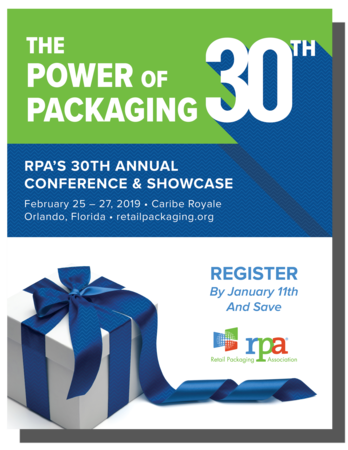 2019  RPA Conference Bruchure Cover