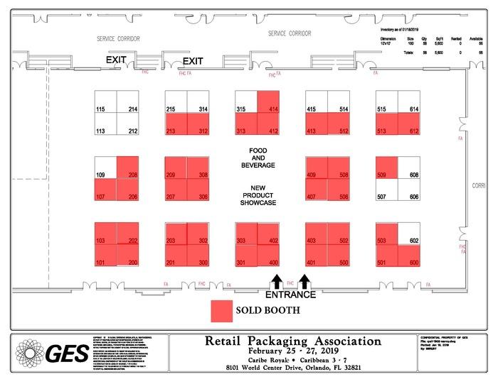 RPA Floor plan - revised booths